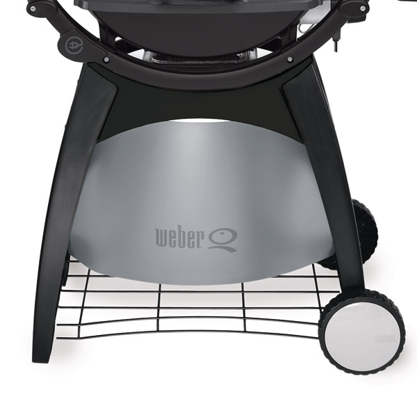 elektrogrill q 240 station von weber 30015 bbq entertainer. Black Bedroom Furniture Sets. Home Design Ideas