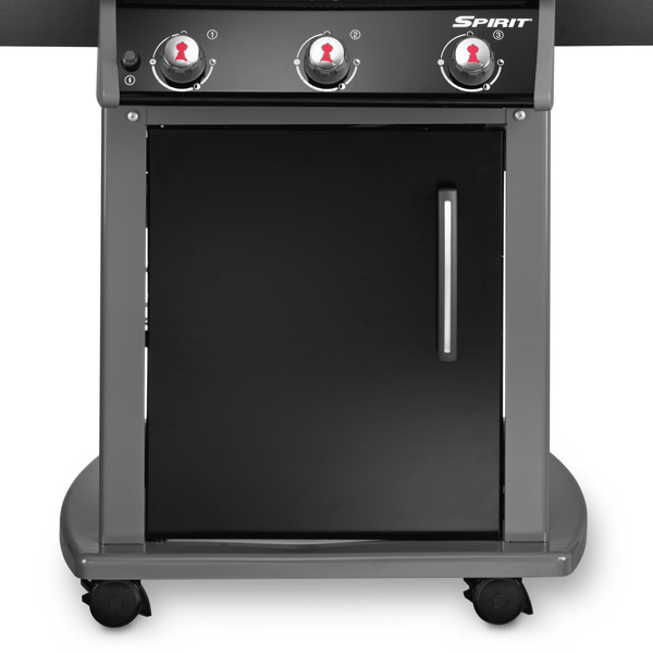 gasgrill weber spirit e 310 original black 46410679 bbq entertainer. Black Bedroom Furniture Sets. Home Design Ideas