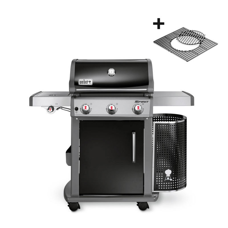 gasgrill weber spirit e 320 premium gbs 46713379 bbq. Black Bedroom Furniture Sets. Home Design Ideas