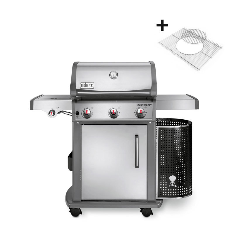 gasgrill weber spirit s 320 premium gbs 46703579 bbq. Black Bedroom Furniture Sets. Home Design Ideas