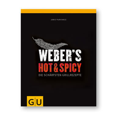 "WEBER® Buch ""Hot and Spicy"" (37845)"