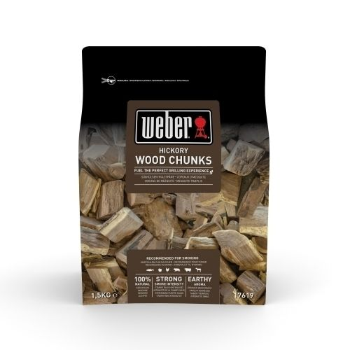 WEBER® Wood Chunks Hickory (17619)