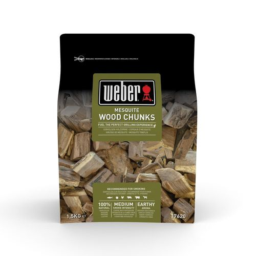 WEBER® Wood Chunks Mesquite (17620)