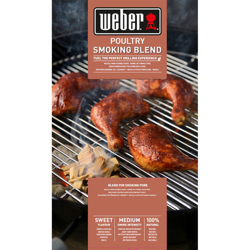 WEBER® Räucherchips Poultry (17833)